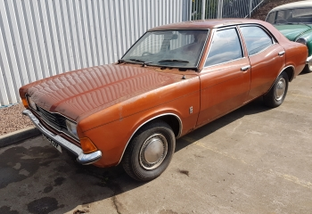 Ford Cortina 1.6 XL