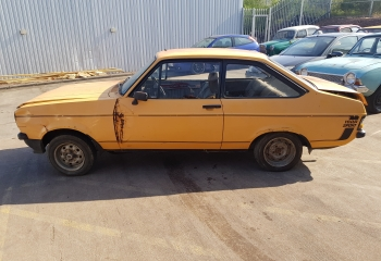 Ford Escort MK2 1600 Sport Rolling Shell