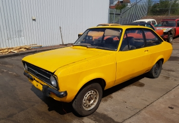 FORD ESCORT 1600 SPORT ROLLING SHELL