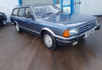 Ford Granada 2.8 Ghia Estate