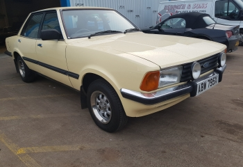 Ford Cortina 3.0 GLS