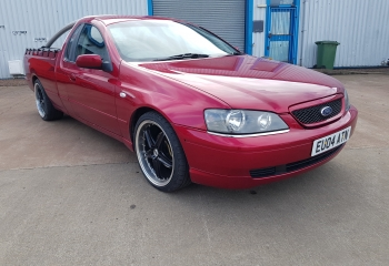 Ford Falcon 4.0 UTE