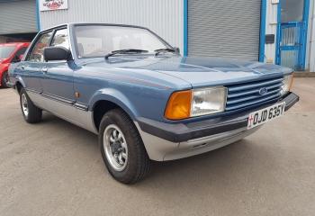 Ford Cortina 2.0 Crusader