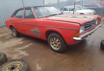 Ford Cortina 2.0 XL