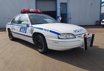 Chevrolet Lumina Police Car