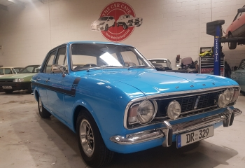 Ford Cortina Mk2 1600GT