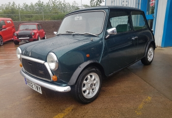Mini Mayfair Auto - 28000 Miles