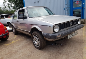 VW Golf GTI - Needs Restored
