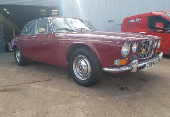 Jaguar XJ6 4.2 Manual -1970