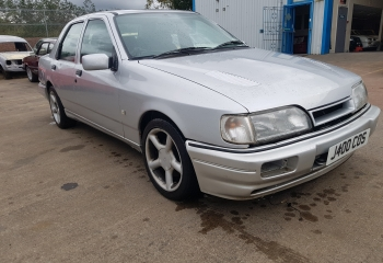 Ford Sierra Cosworth 4x4 Project