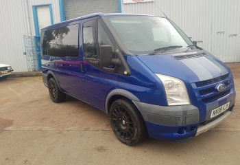 Ford Transit Sport Day Van