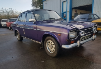 Ford Escort 1300E - Needs Restored