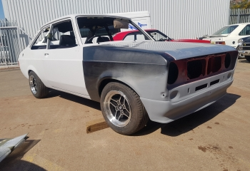 Ford Escort 2.0 Project