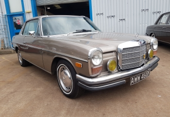 Mercedes W114 250 Coupe - LHD