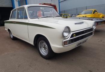 Ford Cortina MK1 1500