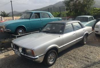 Ford Cortina Mk4 3.0 ghia