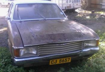 Ford Granada Mk1