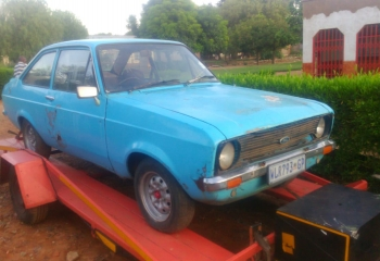 Ford Escort 2 Door - Project