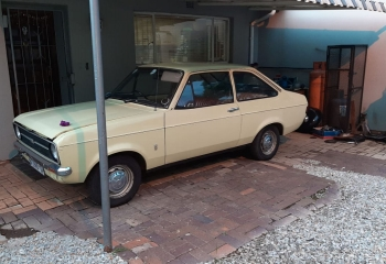 Ford Escort Mk2 Project