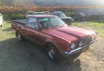 Ford Cortina 3.0 Pickup