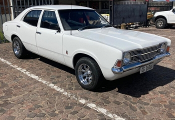 Ford Cortina Mk3 1.6