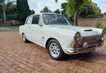 Ford Cortina Mk1 2 Door