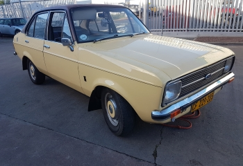 Ford escort Mk2 1600 5 Speed
