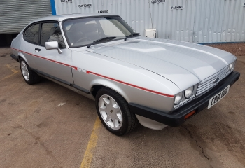 FORD CAPRI 2.8 INJECTION SPECIAL FOR SALE
