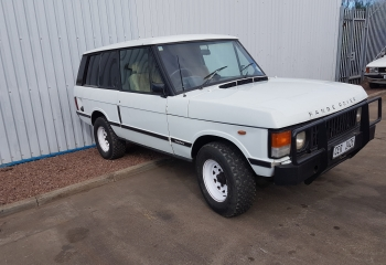 1982 RANGE ROVER CLASSIC 2 DOOR FOR SALE