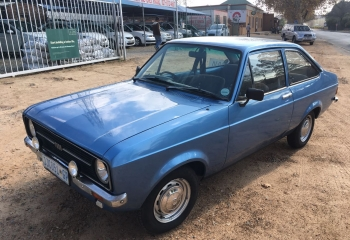 FORD ESCORT MK2 2 DOOR FOR SALE
