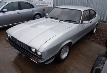 FORD CAPRI 2.8 IN NEED OF RESTORATION