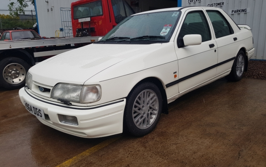 Ford Sierra Cosworth 4x4 | Car Cave Scotland - Used Cars in