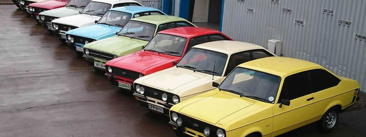Car Cave Scotland - Used Ford Escorts, Midlothian