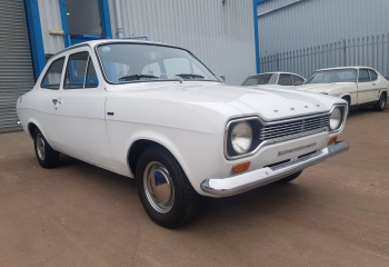 Ford Escort Mk1 - LHD - Mint Shell