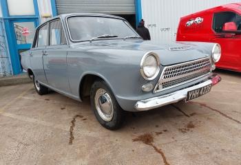 Ford Cortina MK1 1200