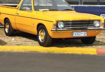 Cortina MK3 Pickup
