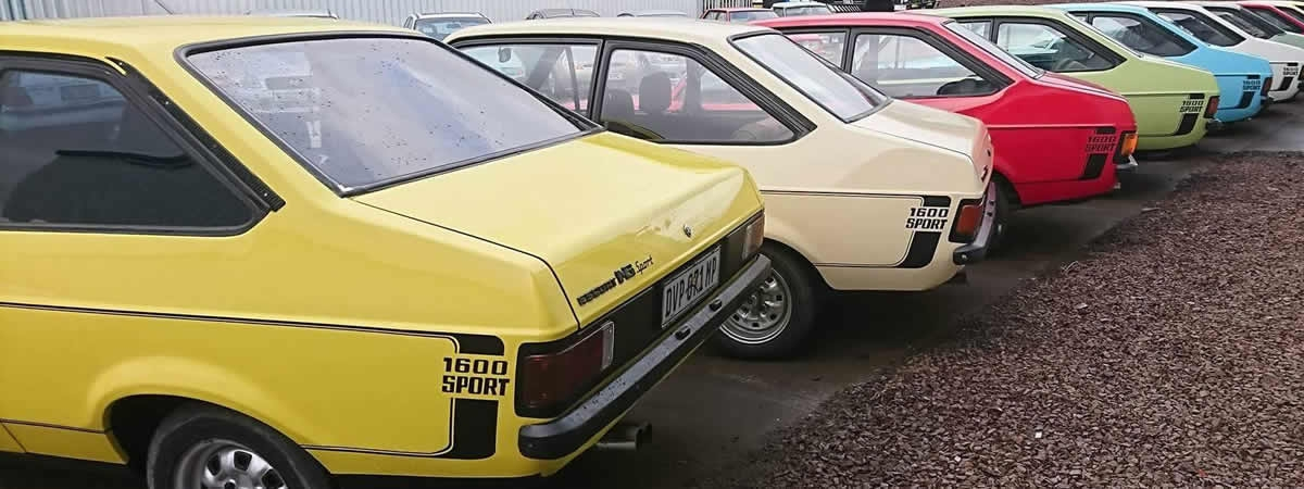 Car Cave Scotland - Classic Ford Ecorts For Sale